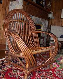Bent Willow Chair My Very First Bent Willow Chair